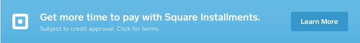 payments with square